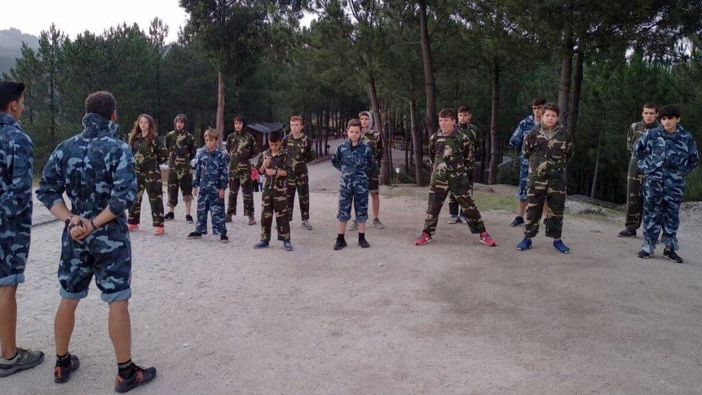 SCORNIO JUNIOR BOOT CAMP
