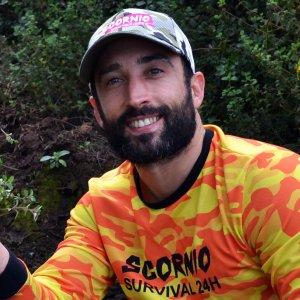 Instrutor Pedrosa SCORNIO SURVIVAL