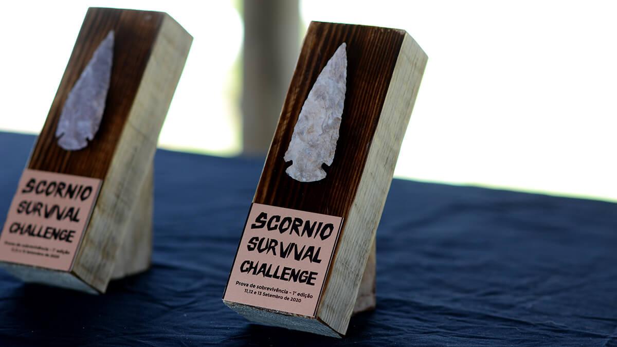 SCORNIO SURVIVAL CHALLENGER