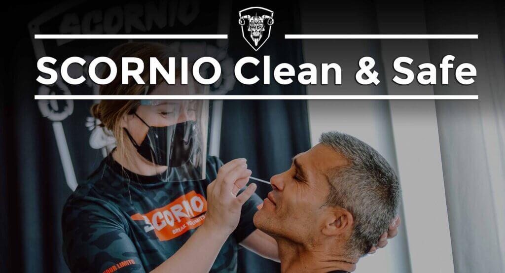 SCORNIO CLEAN & SAFE